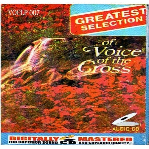 Music CD, - Voice Of The Cross - Greatest Selection - CD