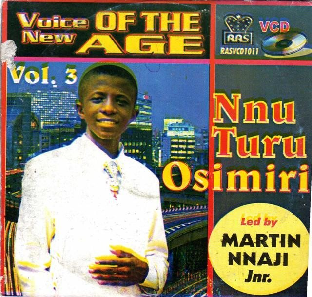 Voice Of The New Age Vol 3 - Video CD