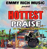 Music CD, - Yahnelo Amaefula - Hottest Praise - Audio CD