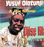Music CD - Yusuf Olatunji - Ojise Nla Vol 16  - CD