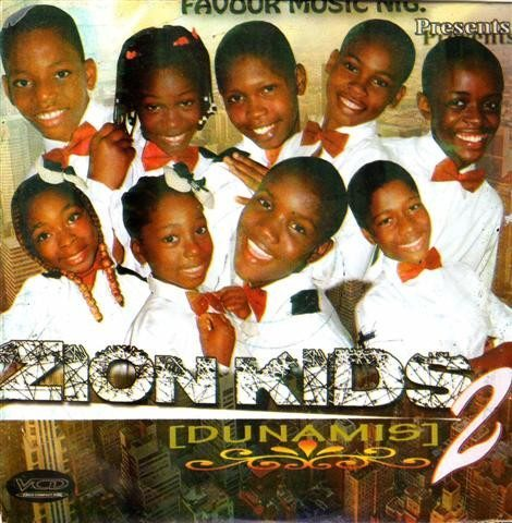 Zion Kids Dunamis Vol 2 - Video CD