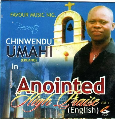 Anointed High Praise Vol 1 English -  Video CD