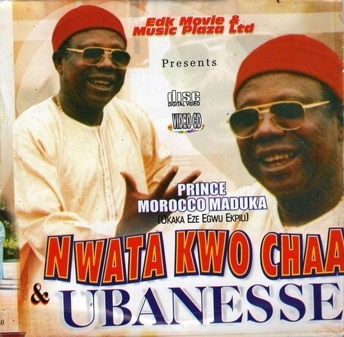 Morocco Maduka - Nwata Kwo Chaa - Video CD