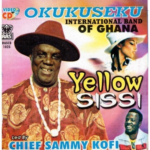 Okukuseku - Yellow Sisi - Video CD