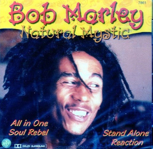 Bob Marley - Natural Mystic - CD