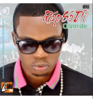 Olamide - Rapsodi - CD - African Music Buy