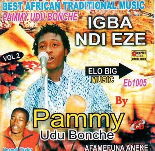 Pammy Udubonch - Igba Ndi Eze - CD
