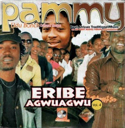 Pammy Udubonch - Eribe Agwu Agwu Vol 4 - CD