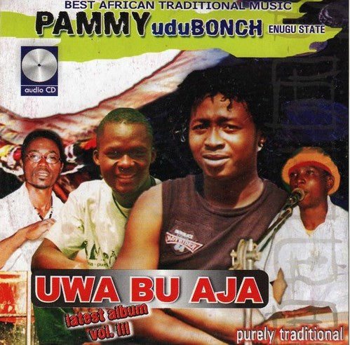 Pammy Udubonch - Uwa Bu Aja - CD