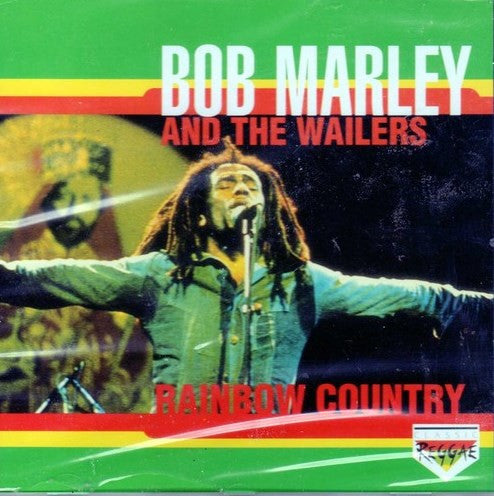 Bob Marley - Rainbow Country - CD