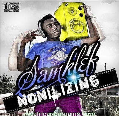 Samklef - Nonilizing - Audio CD