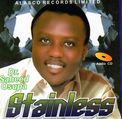 Saheed Osupa - Stainless - Audio CD