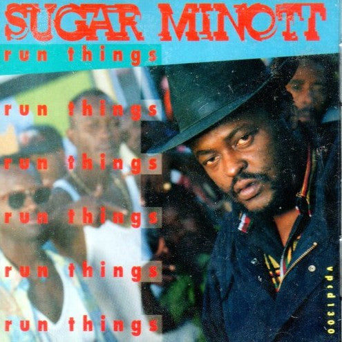 Sugar Minot - Run Things - Audio CD