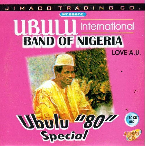 King Love A.U - Ubulu 80 Special - CD