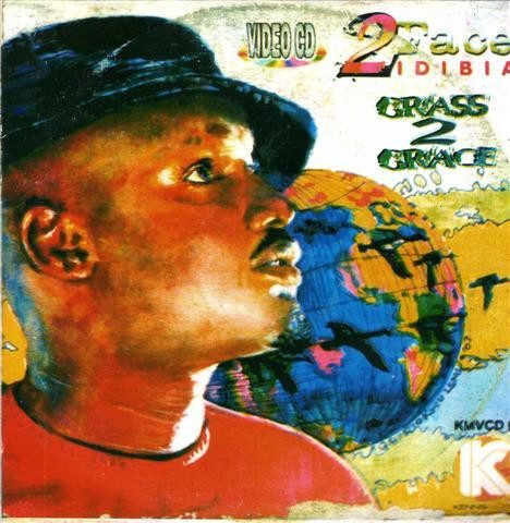 2Face Idibia- Grass 2 Grace - Video CD