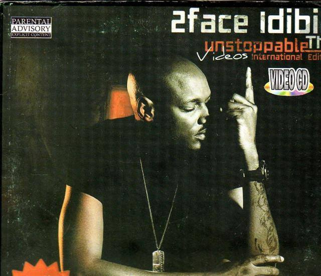2Face Idibia - Unstoppable - Video CD - African Music Buy