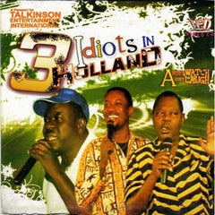 3 Idiots In Holland - Video CD - African Music Buy