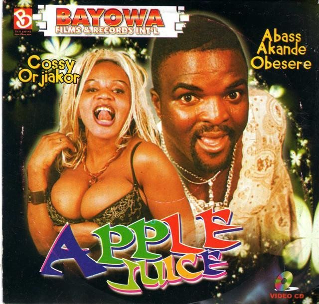 Abass Obesere - Apple Juice - Video CD