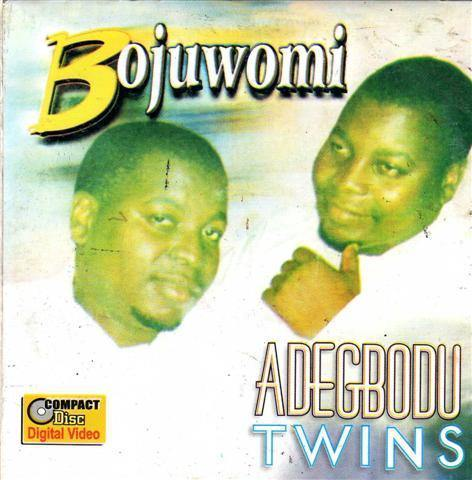 Adegbodu Twins - Bojuwomi - Video CD