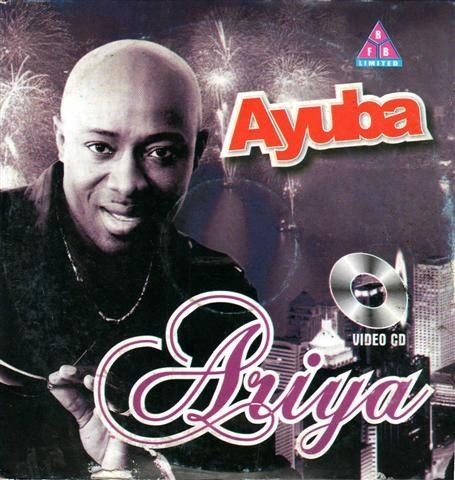 Adewale Ayuba - Ariya - Video CD