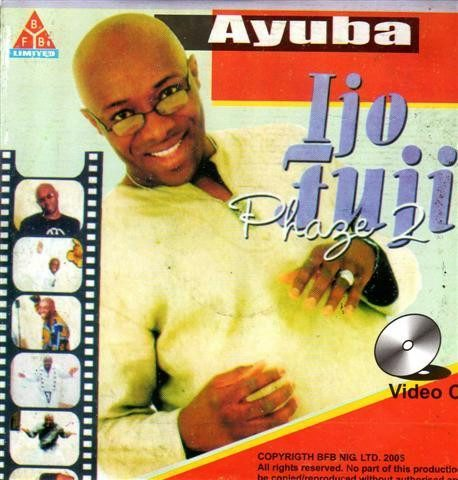 Adewale Ayuba - Ijo Fuji Phase 2 - Video CD