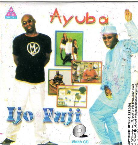 Adewale Ayuba - Ijo Fuji - Video CD