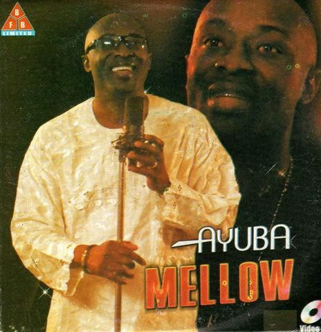Adewale Ayuba - Mellow - Video CD