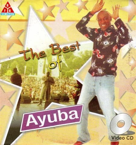 Adewale Ayuba - Best Of Ayuba - Video CD