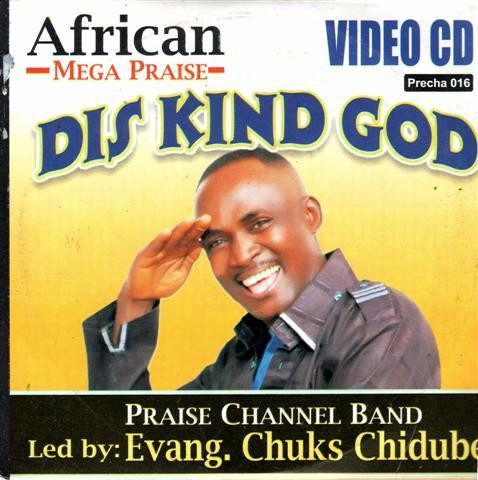 African Mega Praise - Dis Kind God - Video CD