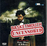 Basket Mouth - Uncensored Vol 1 - Video CD - African Music Buy