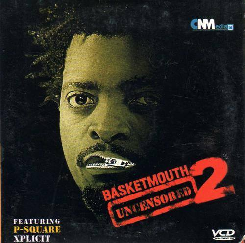 Basket Mouth - Uncensored Vol 2 - Video CD