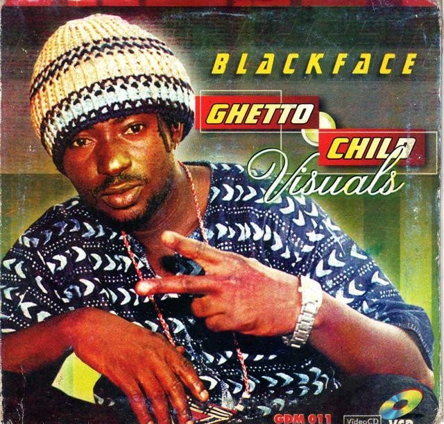 Blackface - Ghetto Child Visuals - Video CD
