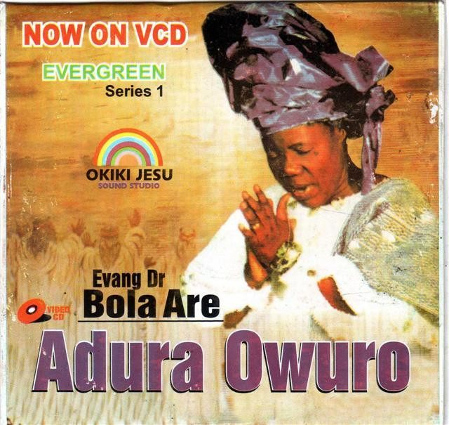 Bola Are - Adura Owuro - Video CD