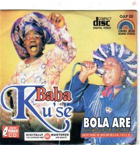 Bola Are - Baba Kuse - Video CD - African Music Buy