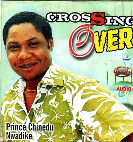 Video CD - Chinedu Nwadike - Crossing Over - CD