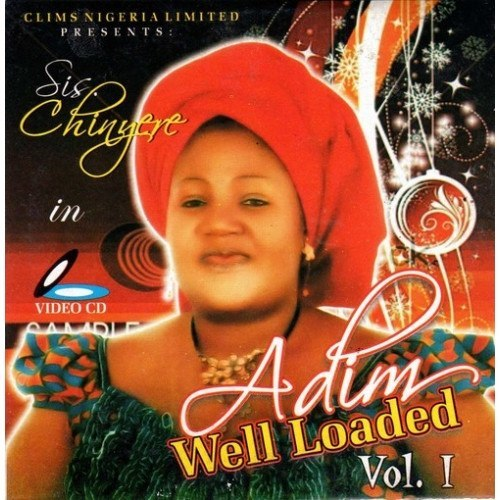 Video CD - Chinyere Udoma - Adim Well Loaded - Video CD