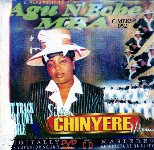 Chinyere Udoma - Agu Neche Mba - Video CD