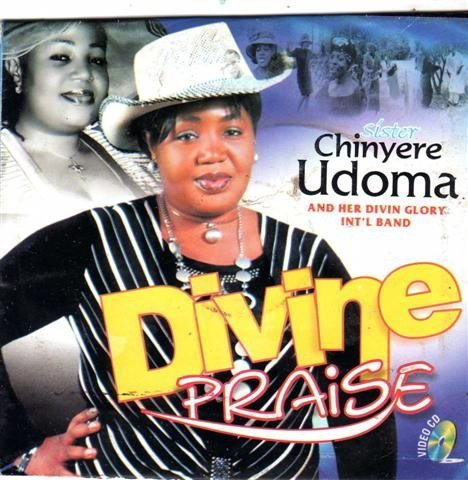 Chinyere Udoma - Divine Praise - Video CD