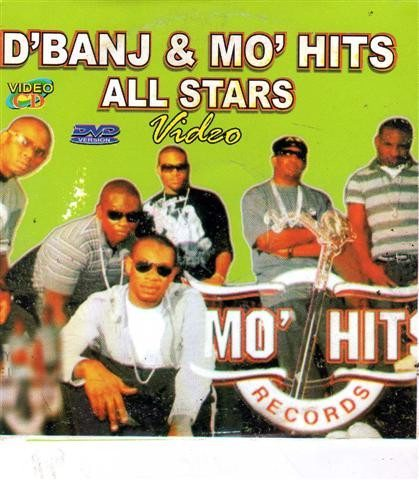 Dbanj & Mohits All Stars - Video CD