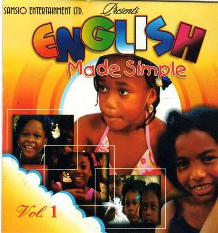 English Made Simple Vol 1 - Video CD