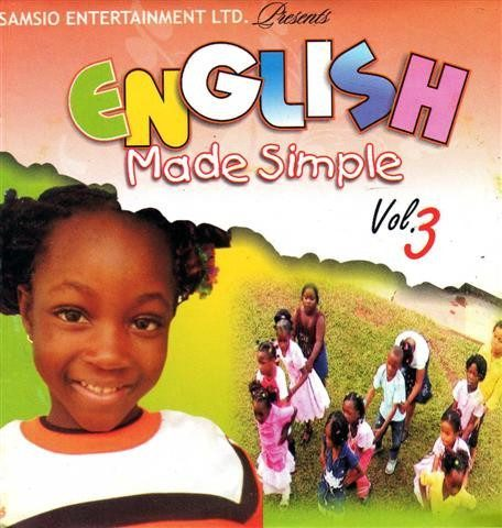 Video CD - English Made Simple Vol 3 - Video CD