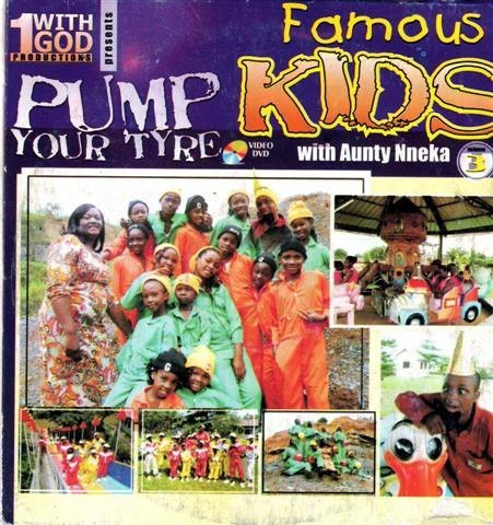 Famous Kids - Pump Your Tyre - Video CD