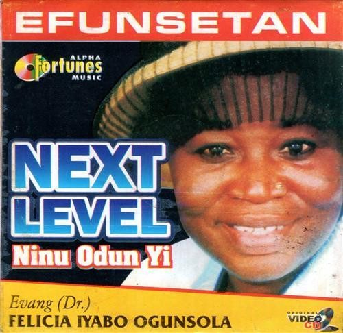 Video CD - Felicia Ogunsola - Next Level - Video CD