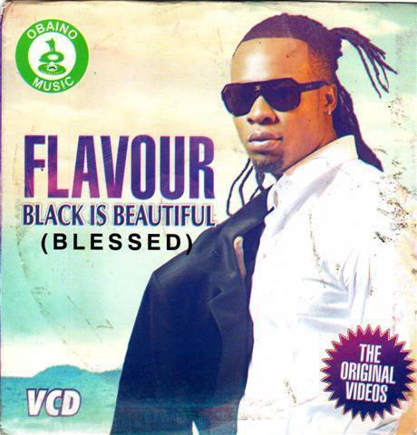 Video CD - Flavour - Black Is Beautiful Blessed - Video CD