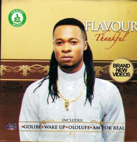 Flavour - Thankful - Video CD