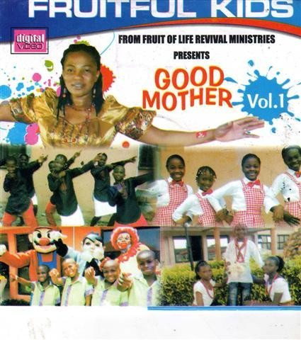 Fruitful Kids - Good Mother Vol 1 - Video CD