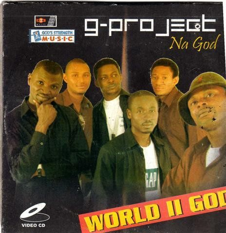 Video CD - G Project - World 2 God - Video CD