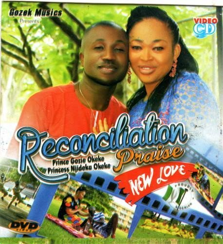 Gozie Njideka Okeke - Reconciliation - Video CD