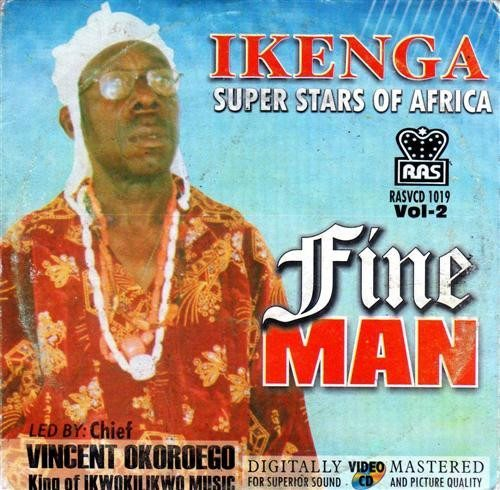 Ikenga Super Stars - Fine Man - Video CD