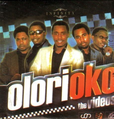 Infinity - Olori Oko - Video CD